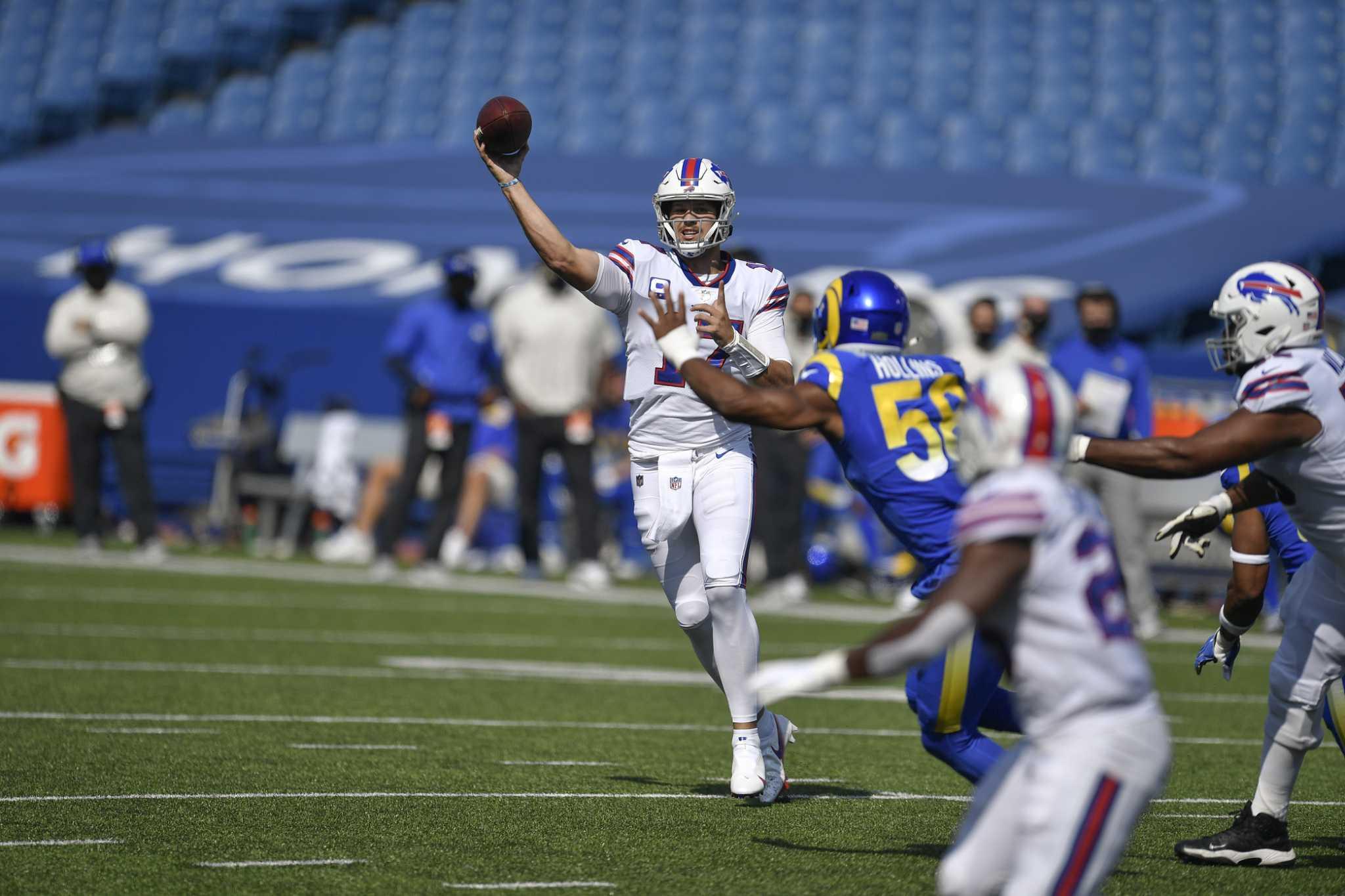 Josh Allen Buffalo Bills AFC East Odds New England Patriots