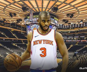 OKC Thunder Trade Chris Paul Knicks Rumor