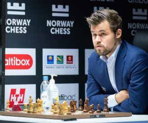 Chess betting Unibet Carlsen