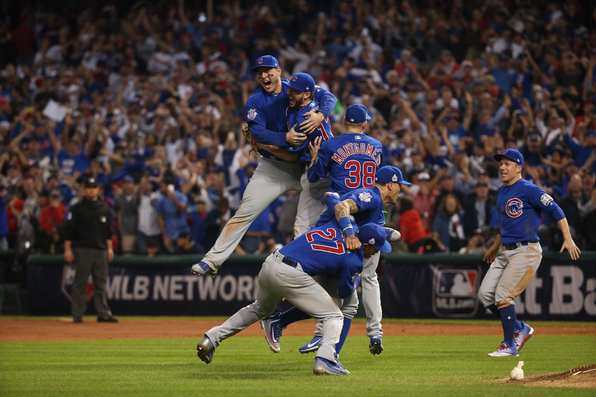 Pemenang World Series melengkapi daftar juara MLB baseball