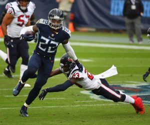 Derrick Henry Tennessee Titans Pittsburgh Steelers NFL Week 7