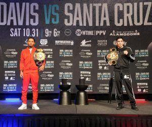 Davis Santa Cruz odds
