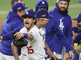 The Los Angeles Dodgers enter the World Series as the consensus favorites to beat the Tampa Bay Rays. (Image: Getty)