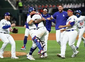 The Los Angeles Dodgers defeated the Tampa Bay Rays in six games to win the 2020 World Series and earn their first title since 1988. (Image: Alex Trautwig/MLB/Getty)
