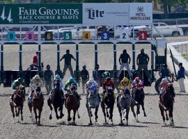 Fair Grounds offers 51 stakes races on its 76-day winter/spring card. Three Kentucky Derby preps -- the Louisiana Derby, Risen Star, and Lecomte -- headline the meet. (Image: NOLA)
