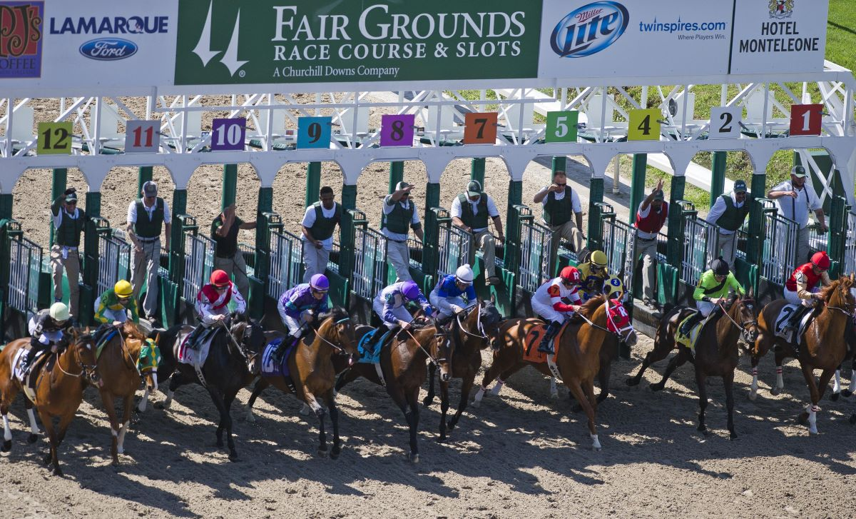 Fair Grounds 20-21 Schedule