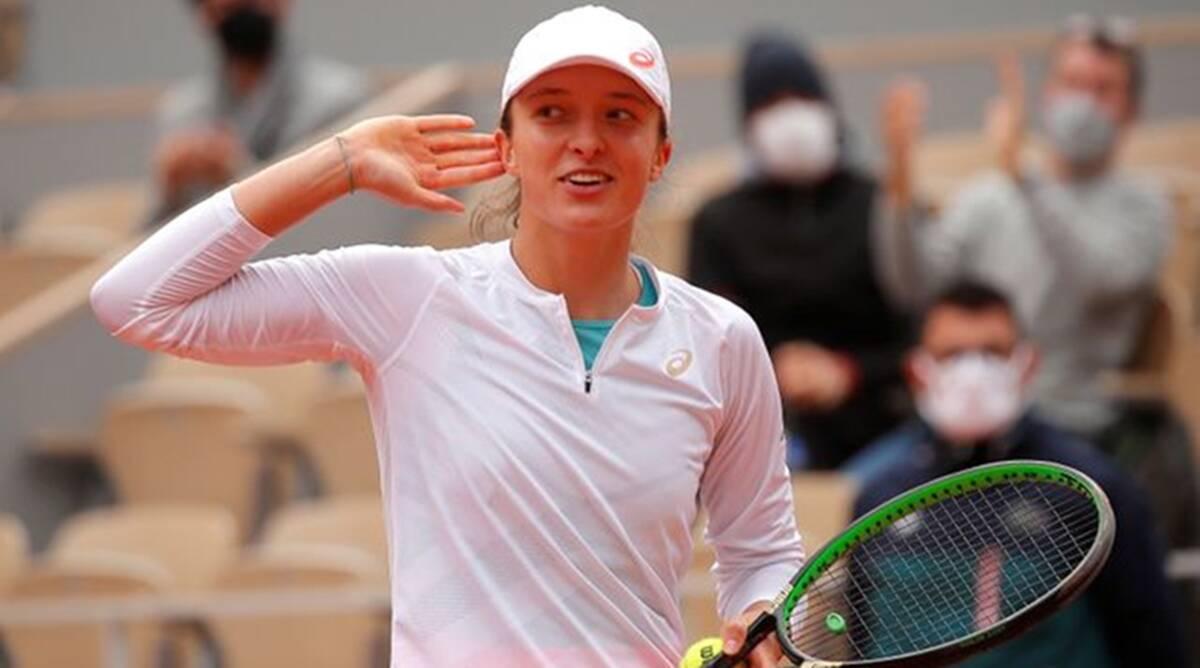 Swiatek Kenin French Open odds
