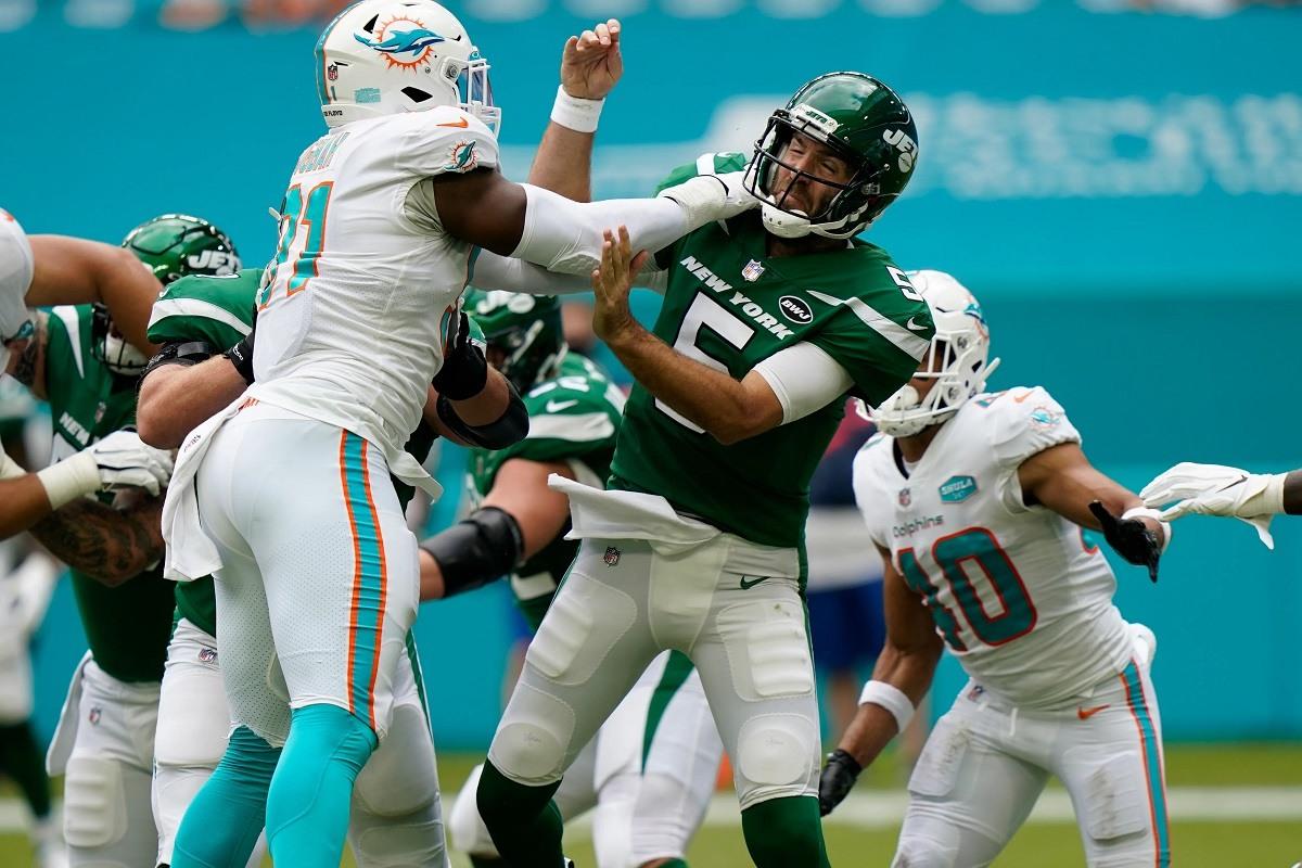 New York Jets Miami Dolphins LOL