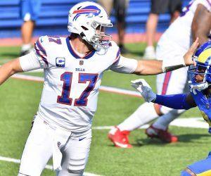 Josh Allen MNF Buffalo Bills Kansas City Chiefs Monday Night Football