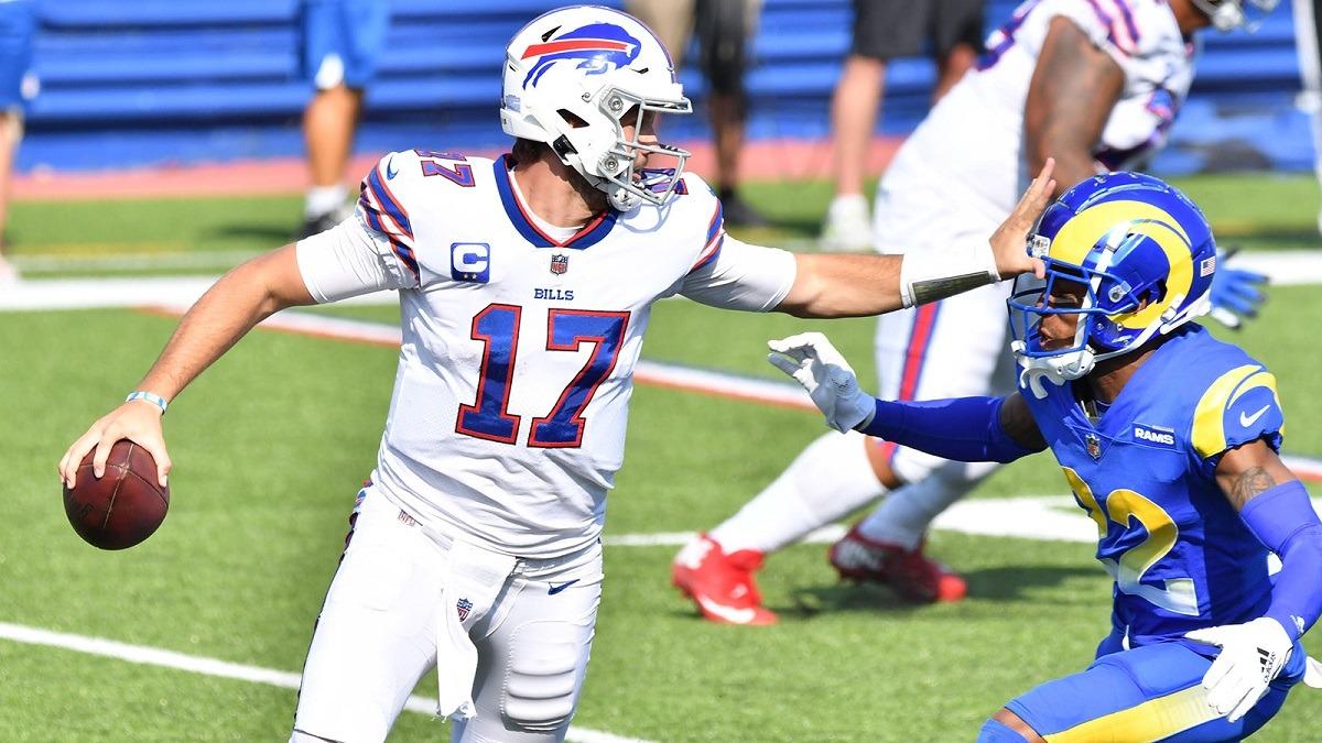 Buffalo Bills NFL Minggu 4 Josh Allen Kansas City Chiefs Chicago Bears
