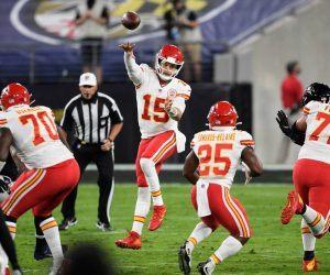 Kansas City Chiefs Baltimore Ravens Super Bowl Odds 2021