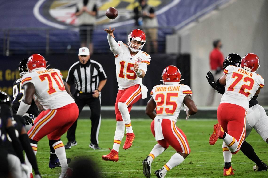 Odds Super Bowl Baltimore Ravens Kansas City Chiefs 2021