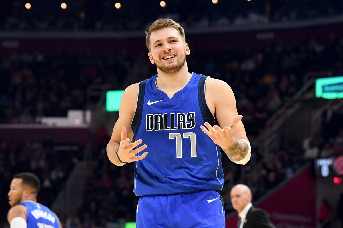 Luka Doncic NBA MVP 2021 Odds Dallas Mavs Greek Freak