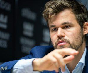Norway Chess Carlsen Caruana
