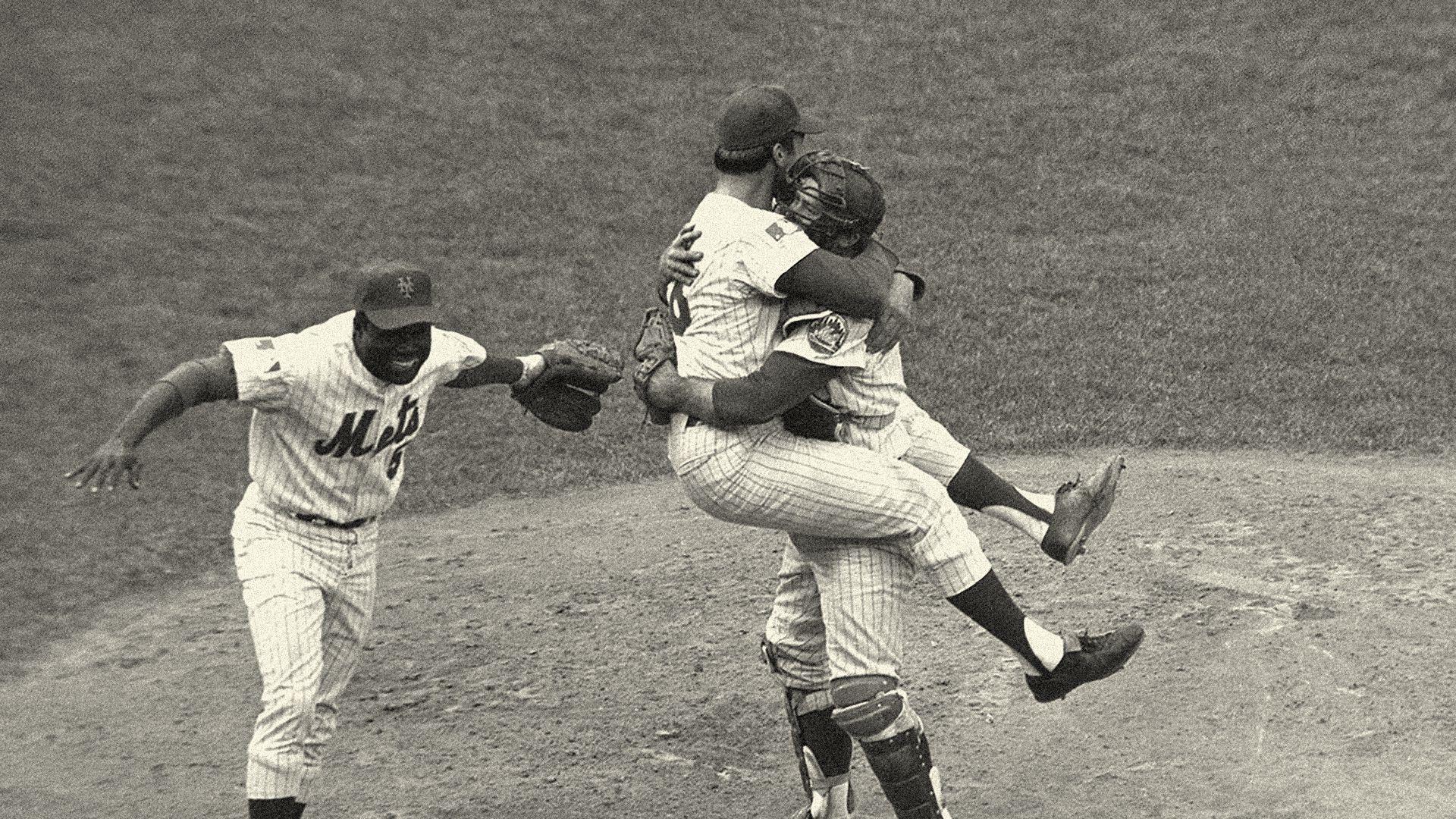Amazin' New York Mets 1969 World Series