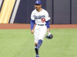 Mookie Betts is one of several Dodgers stars among the favorites to win World Series MVP honors. (Image: Tom Pennington/Getty)