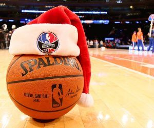 NBA Christmas Day Start