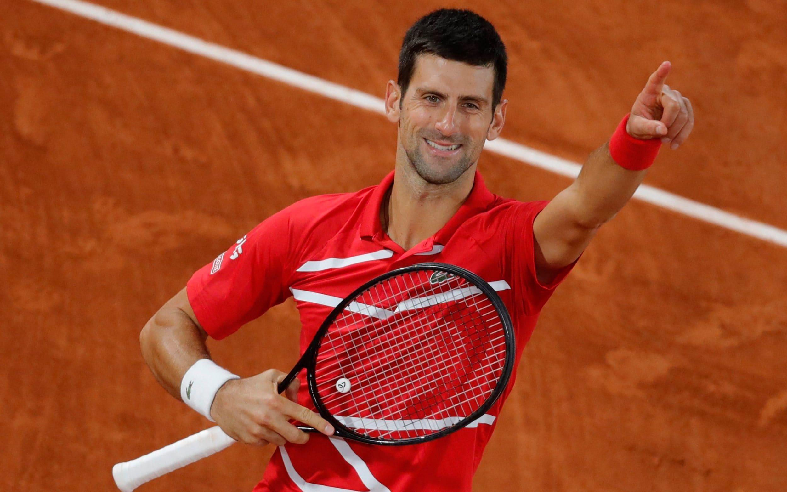 French Open odds Nadal Djokovic