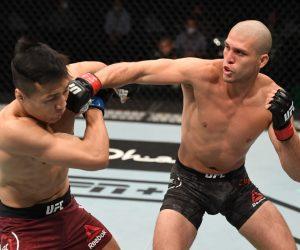 Ortega Jung McGregor Poirier UFC