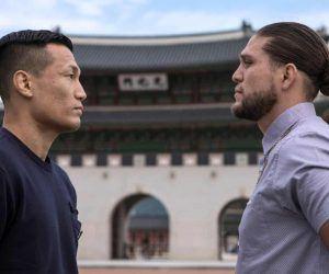 Ortega Jung odds UFC