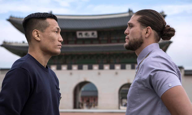 Ortega Jung mengalahkan UFC