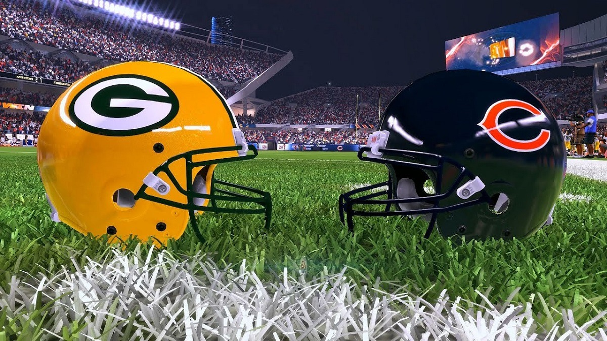 NFC North Odds Green Bay Packers Chicago Bears