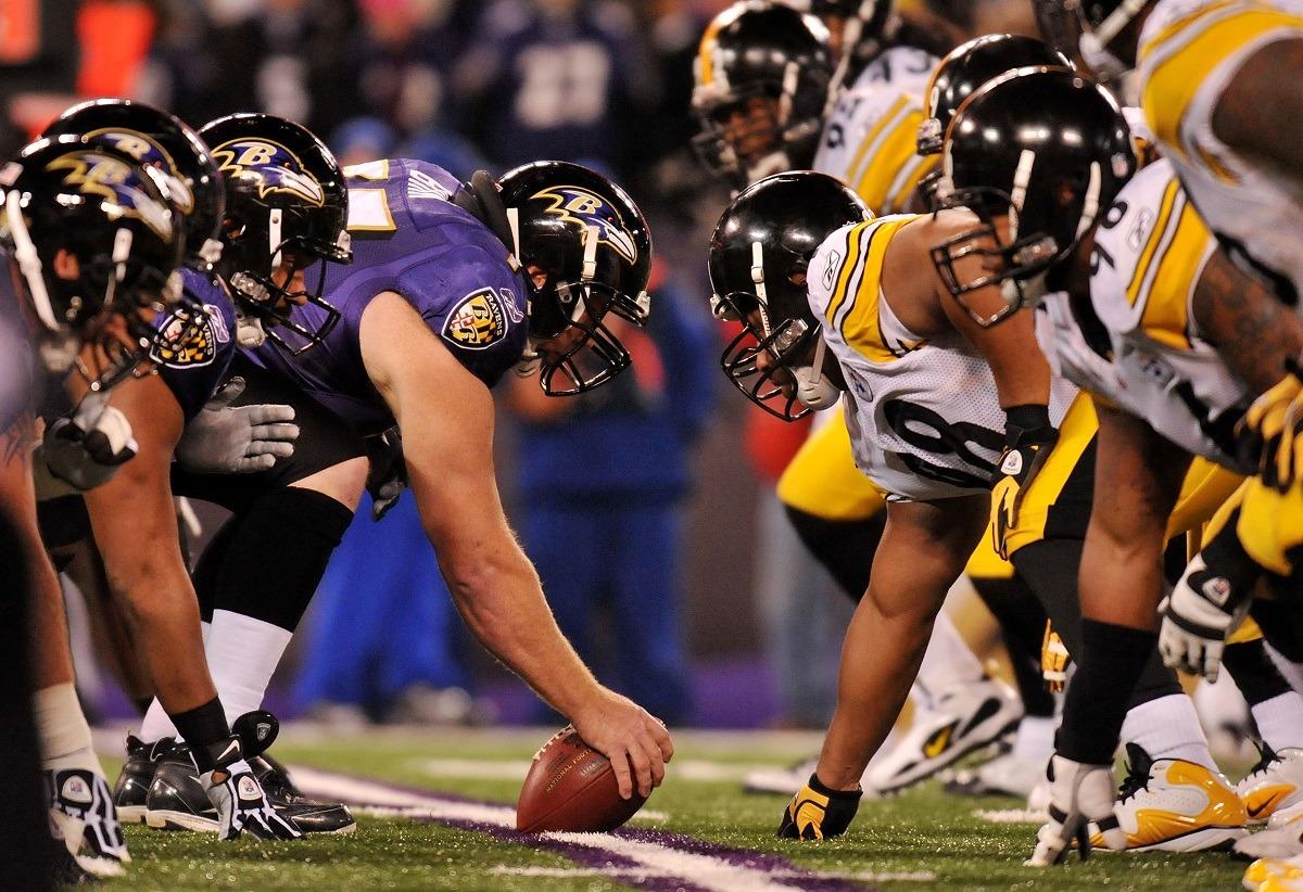 NFL Minggu 8 Pratinjau Kilat Pittsburgh Steelers Baltimore Ravens