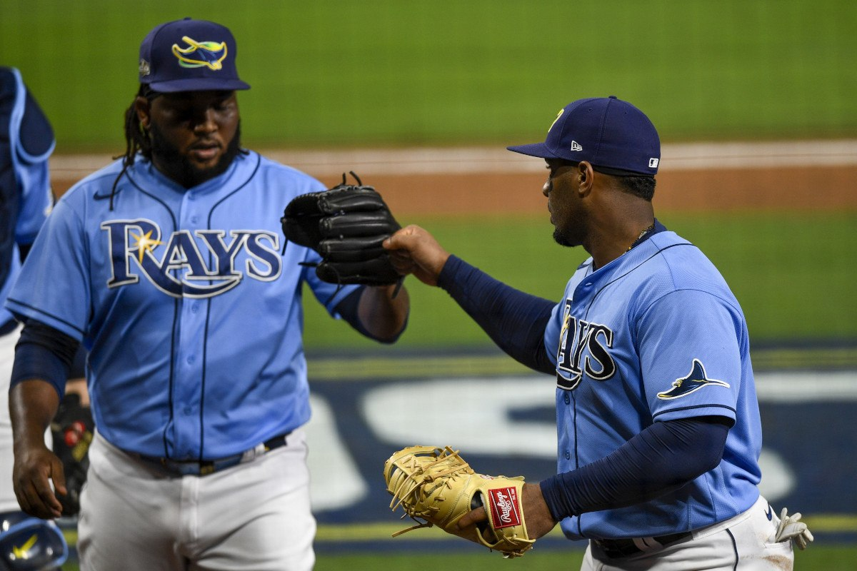 Rays Astros Odds Game 2 ALCS