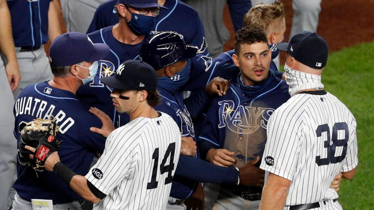 Rays Yankees Odds ALDS