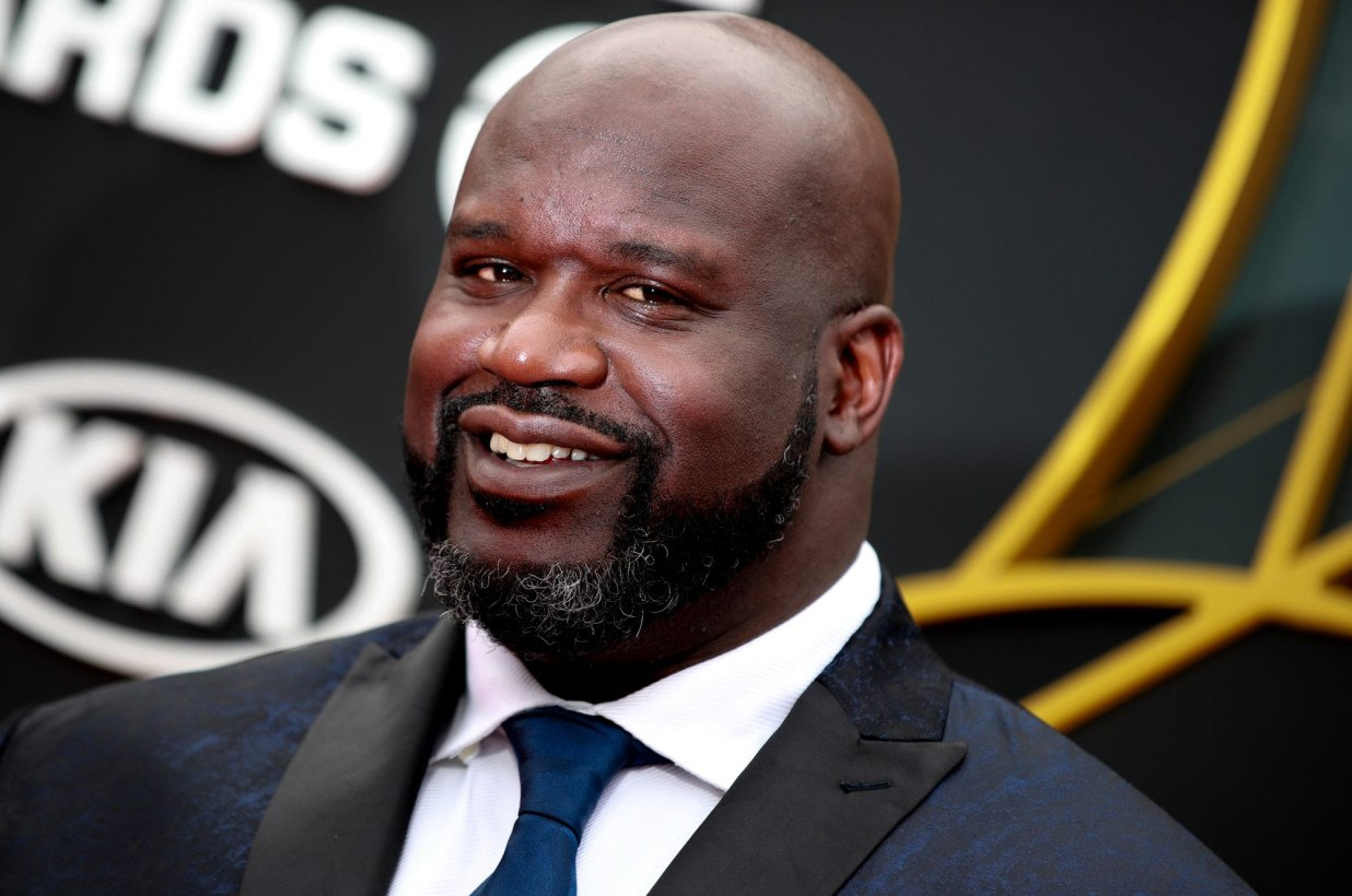Shaquille O'Neal joins Forest Road SPAC