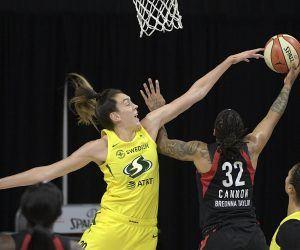 WNBA Finals odds Storm Aces