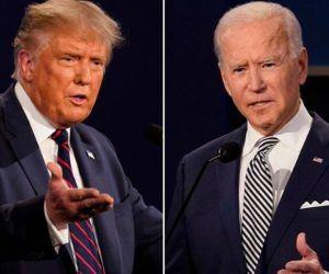 Presidential Debate Prop Bets