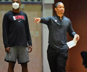 Ty Lue Clippers LA coach