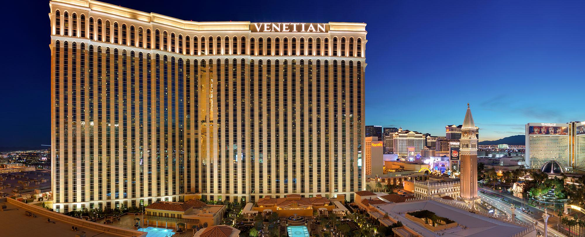 The Venetian and Sands Convention Center will soon have new owners.