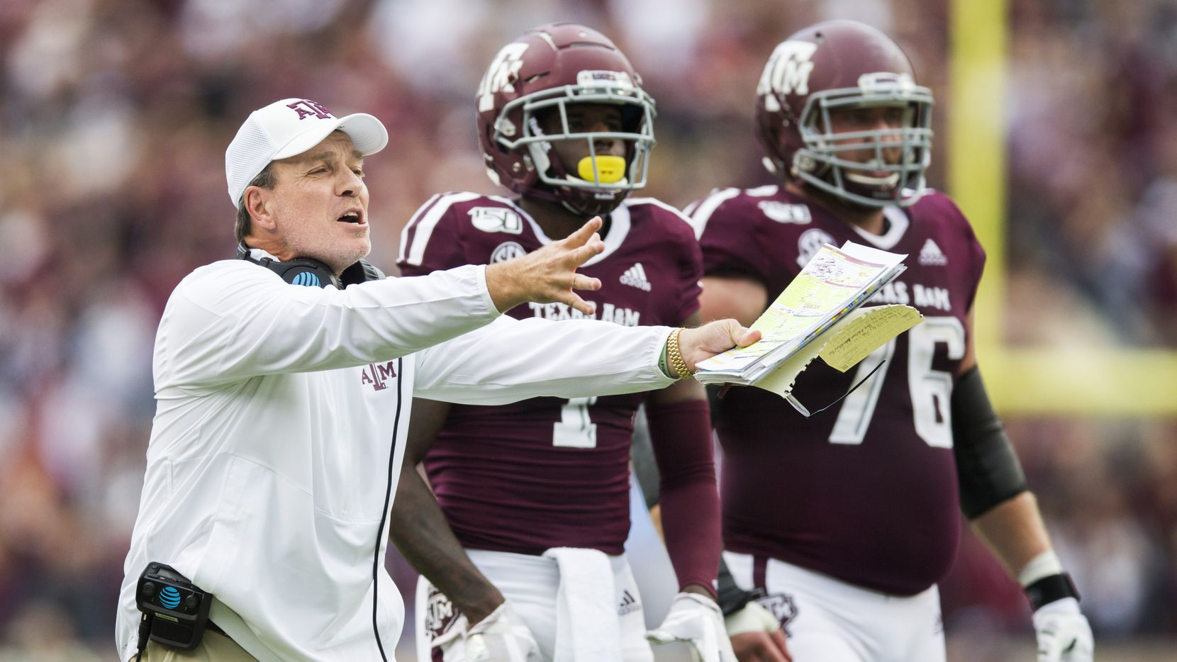Texas A&M College Football Week 5