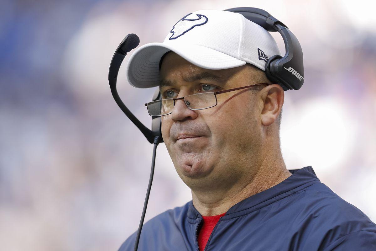 Bill O'Brien first NFL coach fired