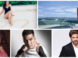 Bollywood influencers on Instagram are able to capitalize on their global fame. (Image: Times of India/OG News)