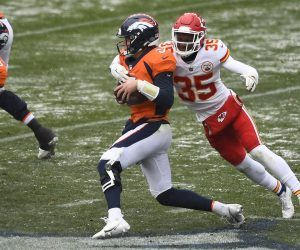 Kansas City Denver NFL Week 7 betting recap