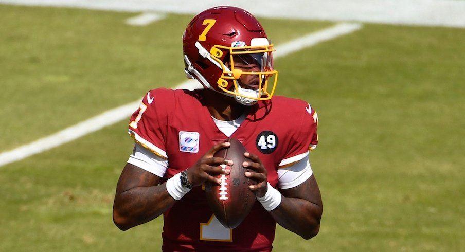 Dwayne Haskins NFL quarterback