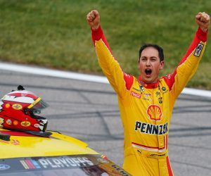 Joey Logano NASCAR Cup Series Championship