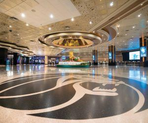 MGM Grand in Las Vegas has sat mostly empty since March. (Image: AP)