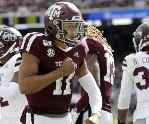 Texas A&M AP Top 25 Poll