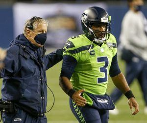 NFC West Odds Seattle Seahawks LA Rams Russell Wilson