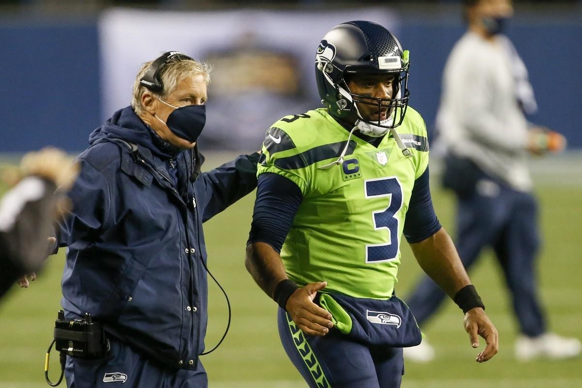 NFC West Odds Seattle Seahawks LA Rams Russell Wilson