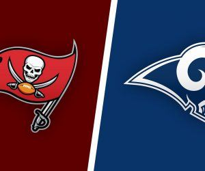 Tampa Bay Bucs LA Rams Monday Night Football