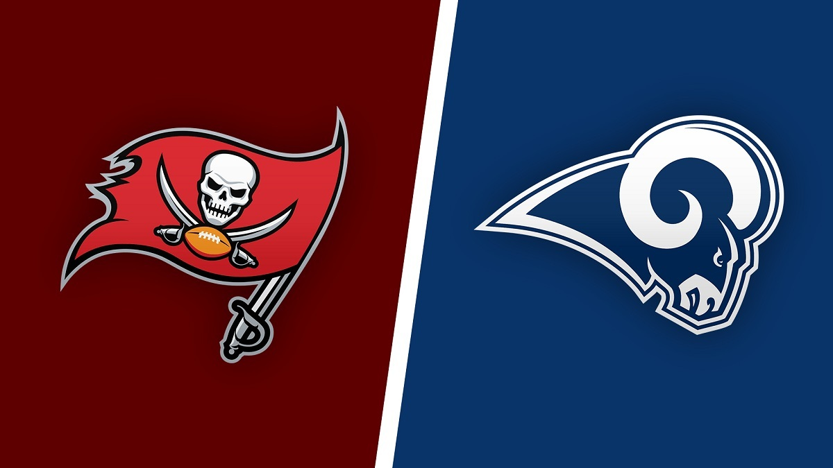 Tampa Bay Bucs LA Rams Monday Night Football