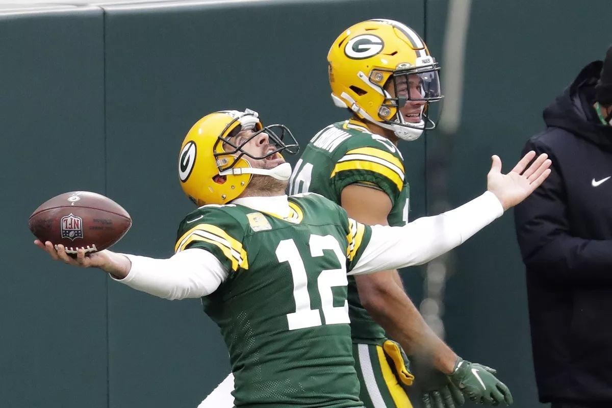 NFL Minggu 11 Packers Colts Ravens Titans Quickie