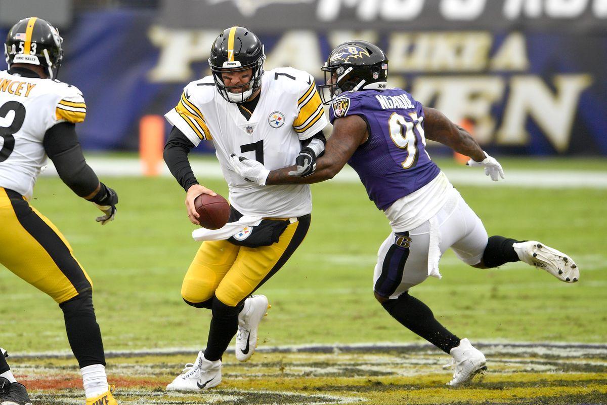 AFC Report Card Big Ben Pittsburgh Steelers