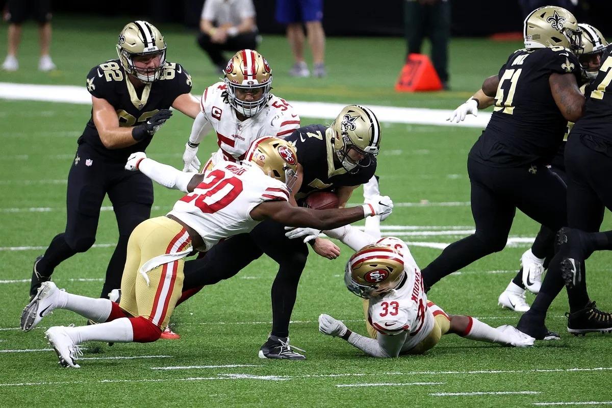 Drew Brees Injury New Orleans Saints