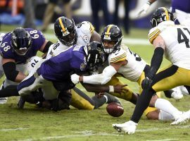 The Pittsburgh Steelers host the COVID-19 riddled Baltimore Ravens on Wednesday. (Image: Gail Burton/AP)
